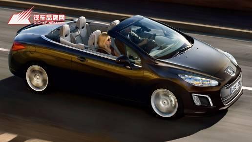 标致汽车在欧洲代表了一种敞篷文化精神,而标致308cc完全承袭高清图片