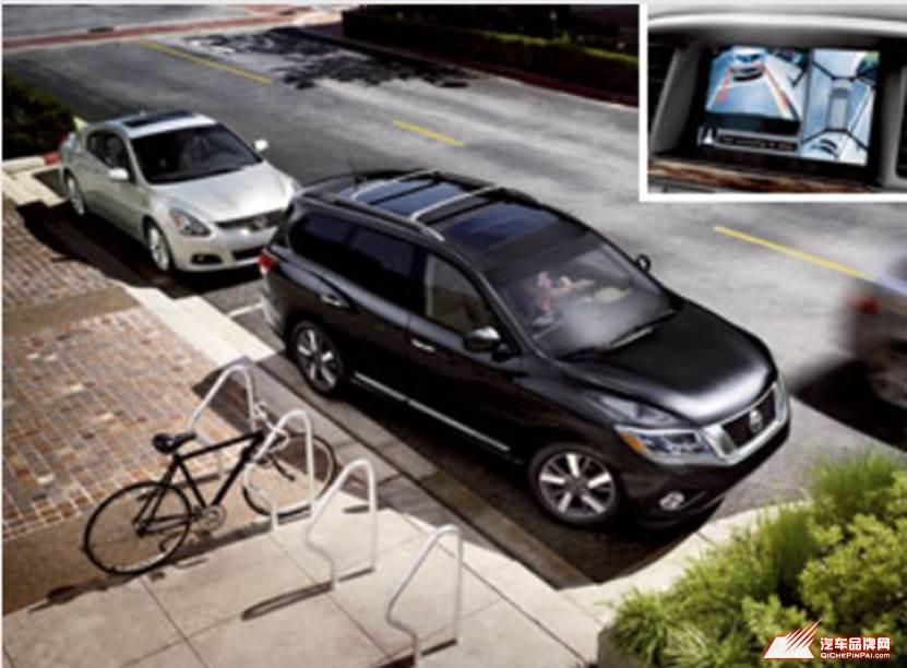 NISSAN原装进口7座SUV Pathfinder即将登陆中国高清图片